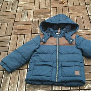 2T Boys Winter Coat by H&M